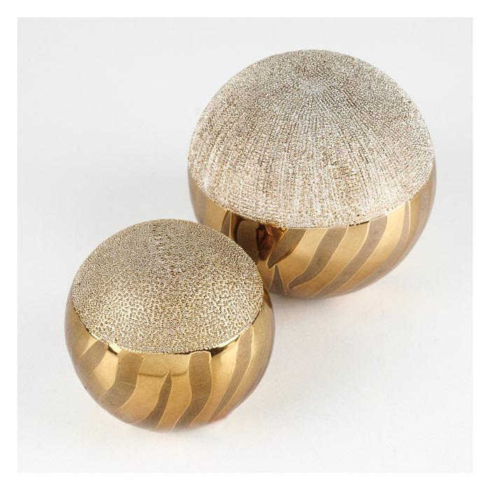 Bolas Decorativas Ondas
