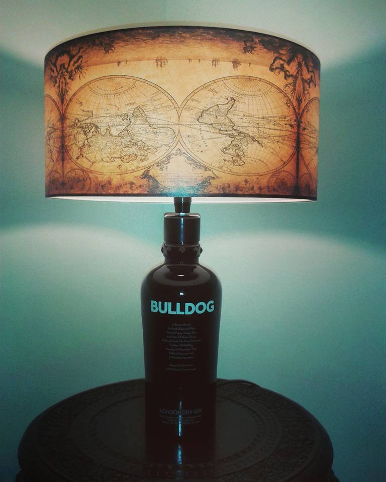 Candeeiro Gin Lamp 14