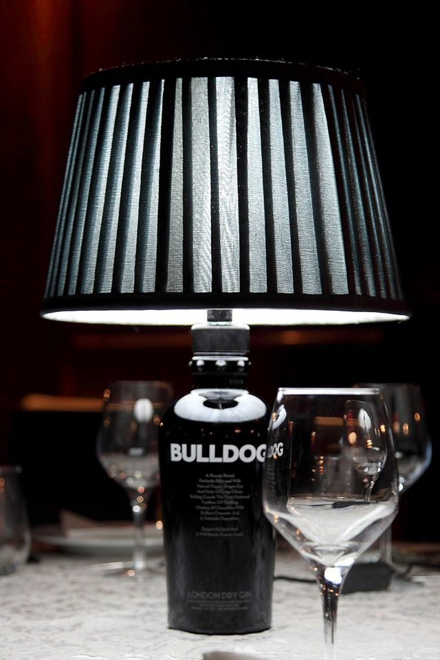 Candeeiro Gin Lamp 24