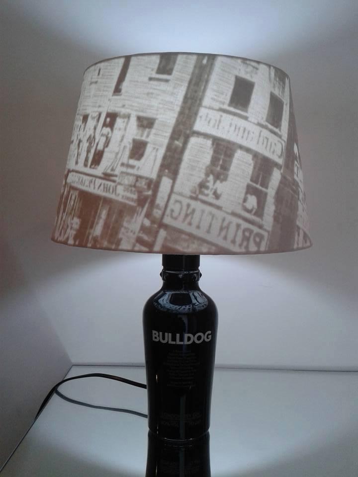 Candeeiro Gin Lamp 26