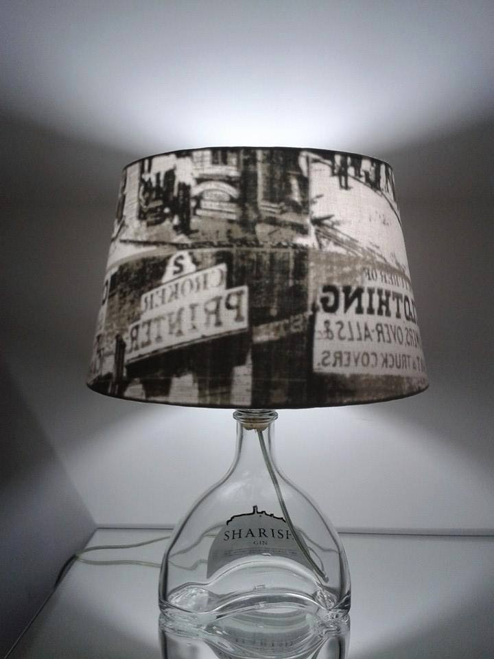 Candeeiro Gin Lamp 28