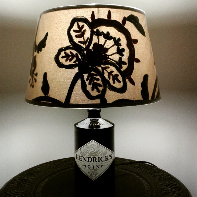 Candeeiro Gin Lamp 34