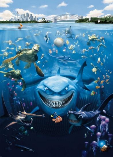 À Procura de Nemo 4-406