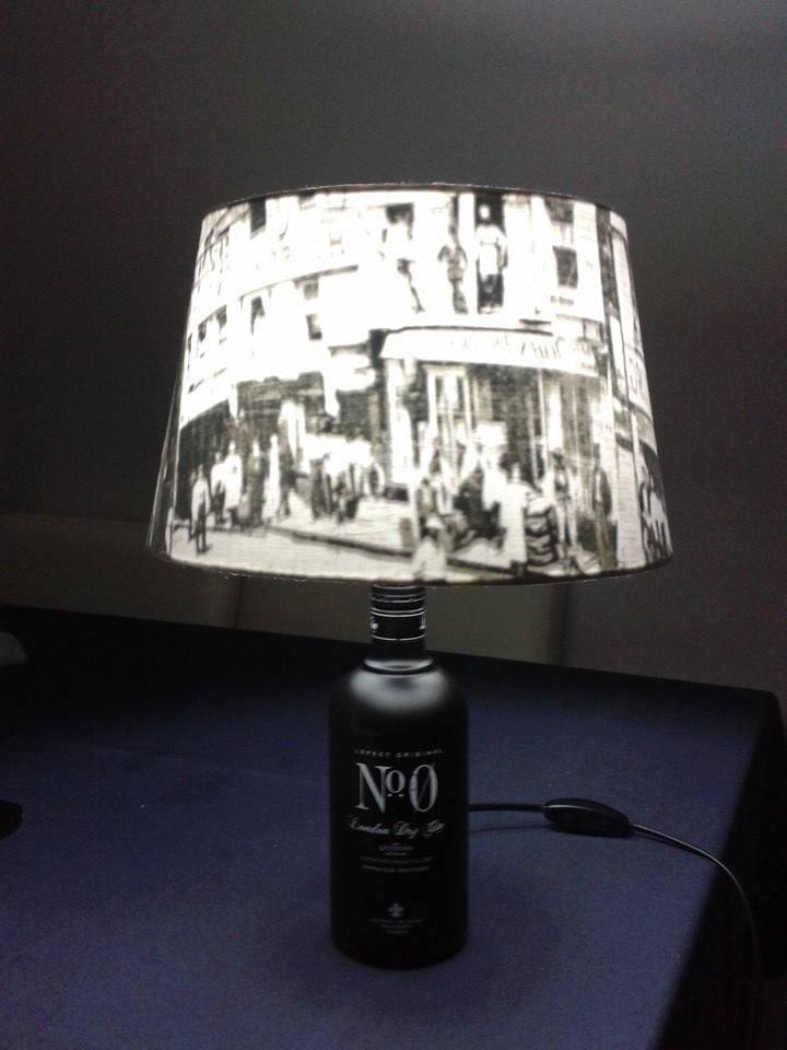 Candeeiro Gin Lamp 54