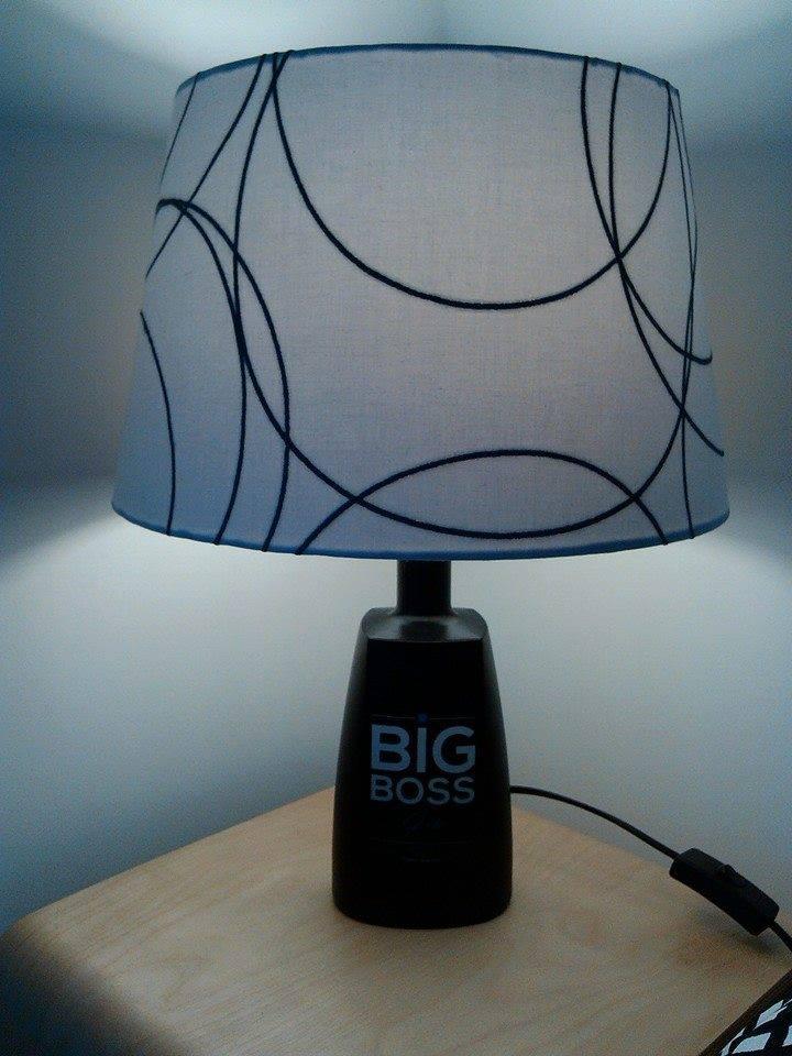 Candeeiro Gin Lamp 57