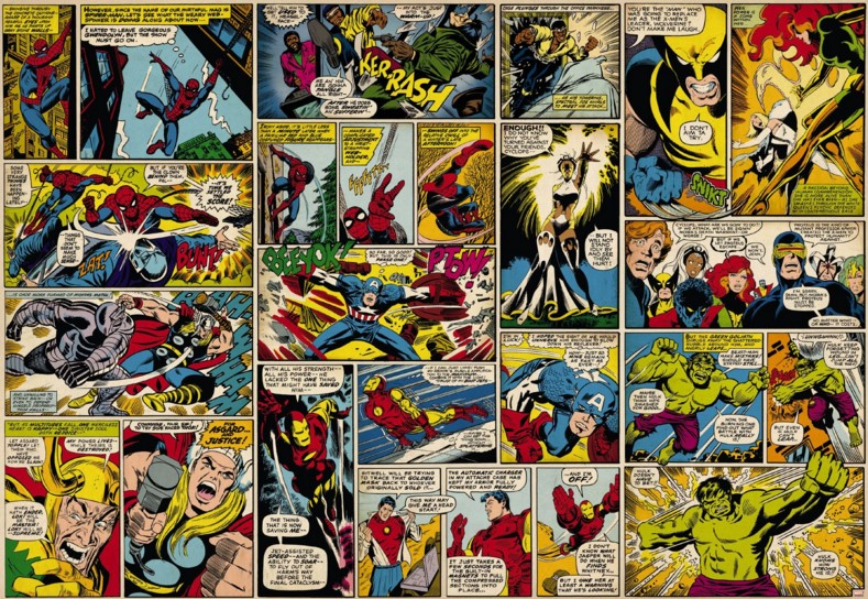 Marvel 8-427
