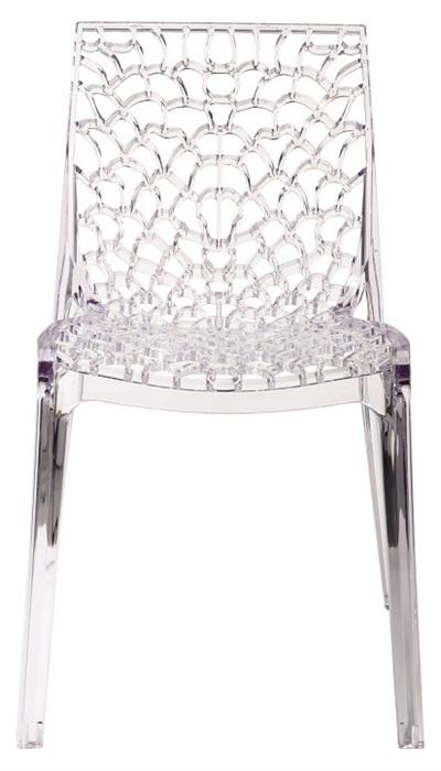 Cadeira Capricho Transparente