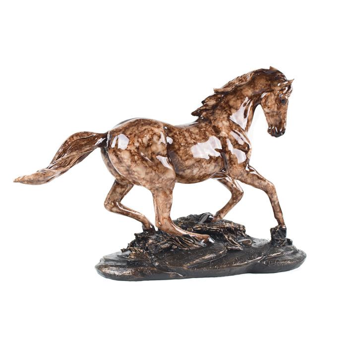 Estatueta Cavalo 02