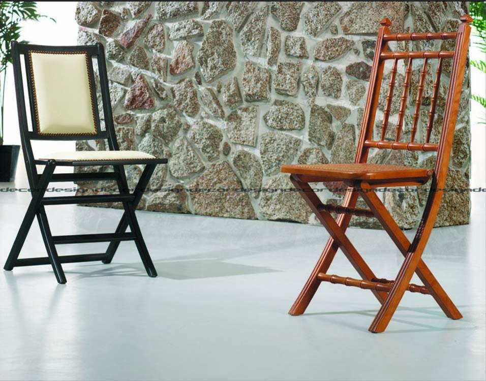 Cadeira Articulada com Estofo