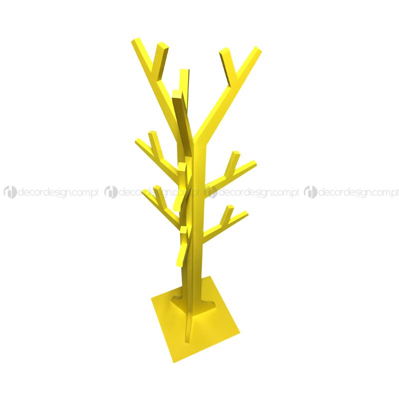 Cabide Amarelo