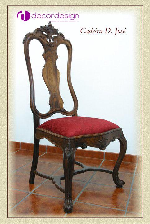Cadeira D. José