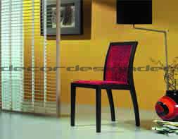 Cadeira Robel Estofada