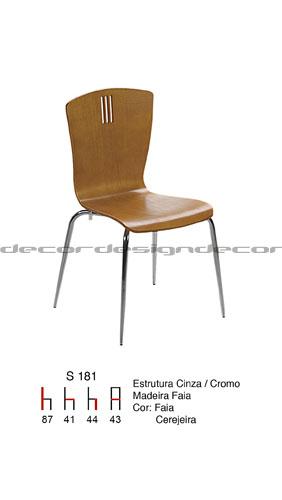 Cadeira S181