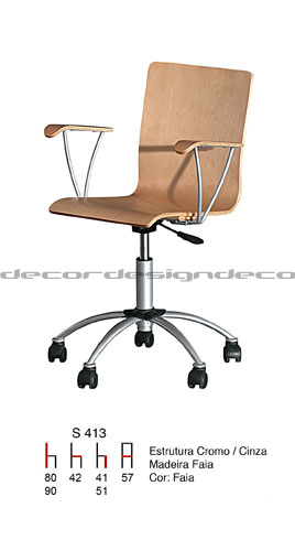 Cadeira S413