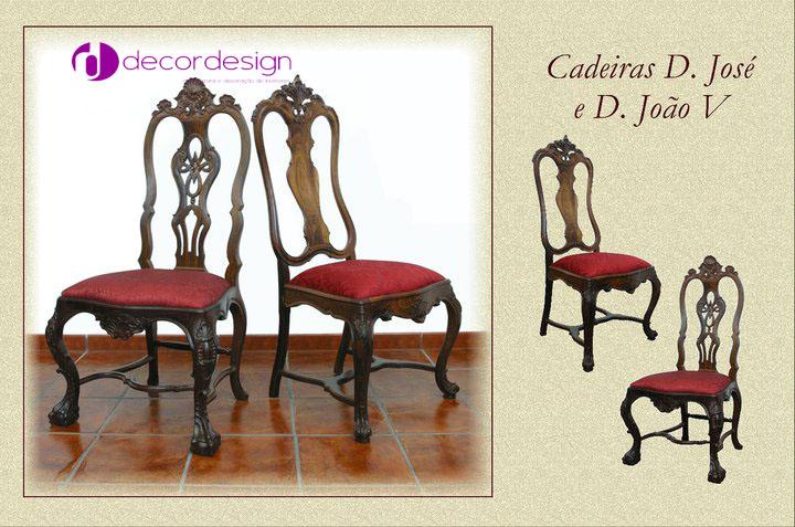 Cadeira D. José ou D. João V