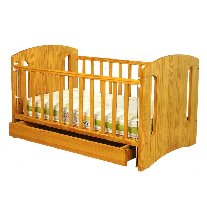 Cama de Bebé 01