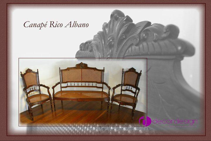 Canapé Rico Albano