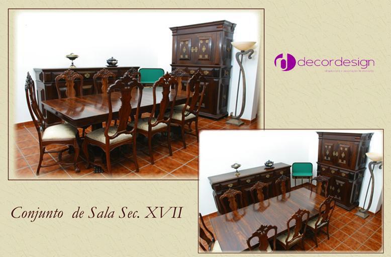 Sala de Jantar Sec. XVII