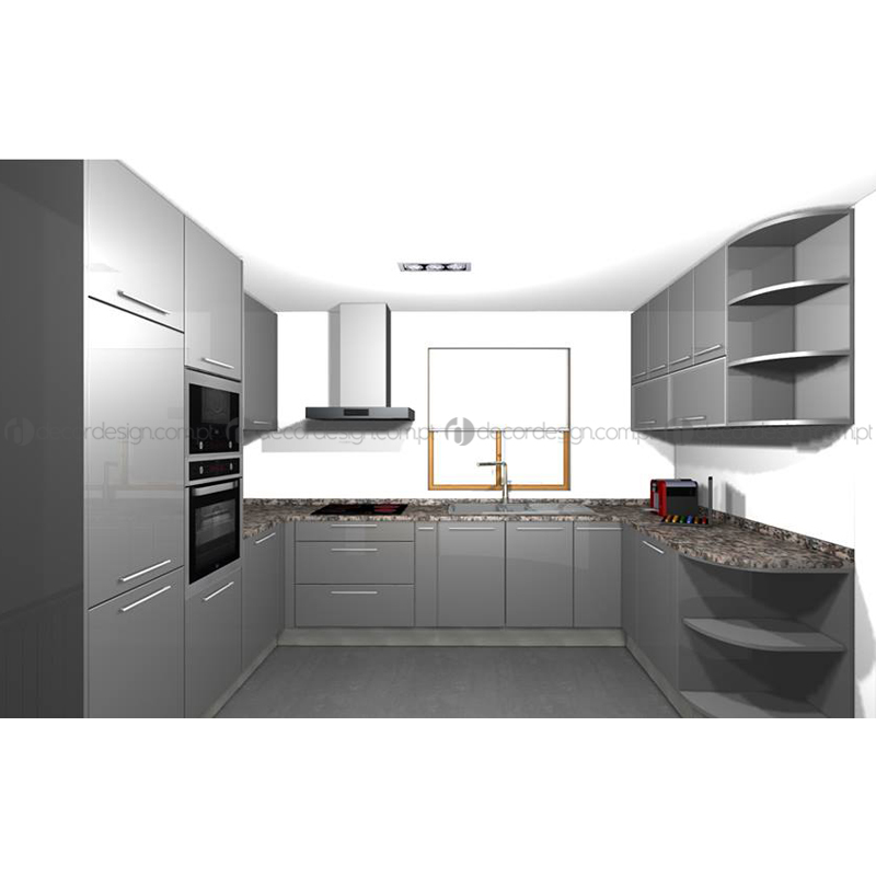 Cozinha Grey