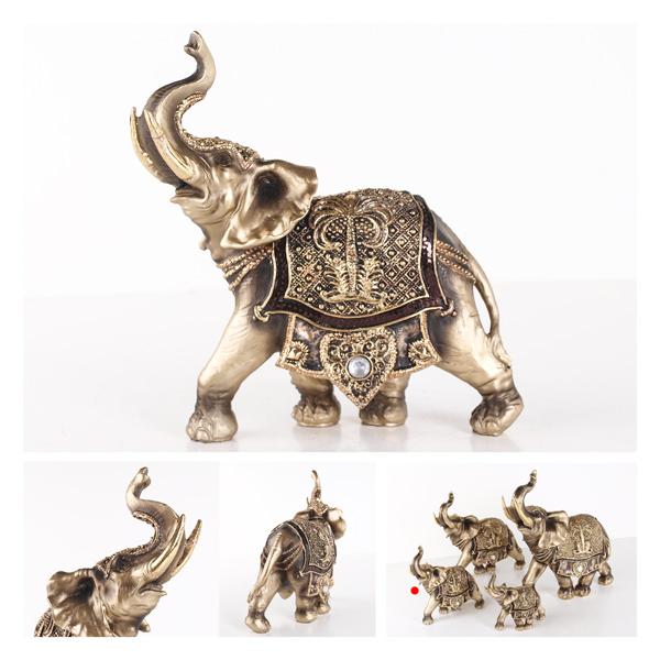 Estatueta Elefante 01