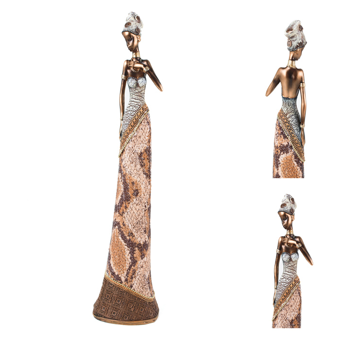 Estatueta Africana 09