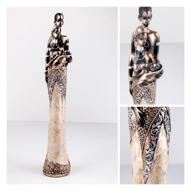 Estatueta Africana 02