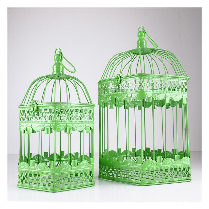 Gaiolas Decorativas Green