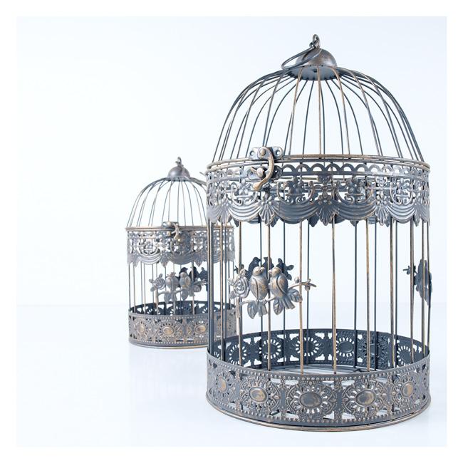 Gaiolas Decorativas Bird