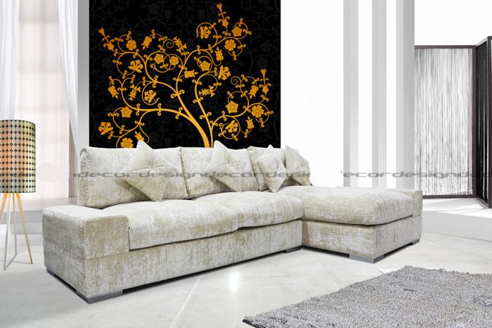 Sofá Chaise Longue Lounge