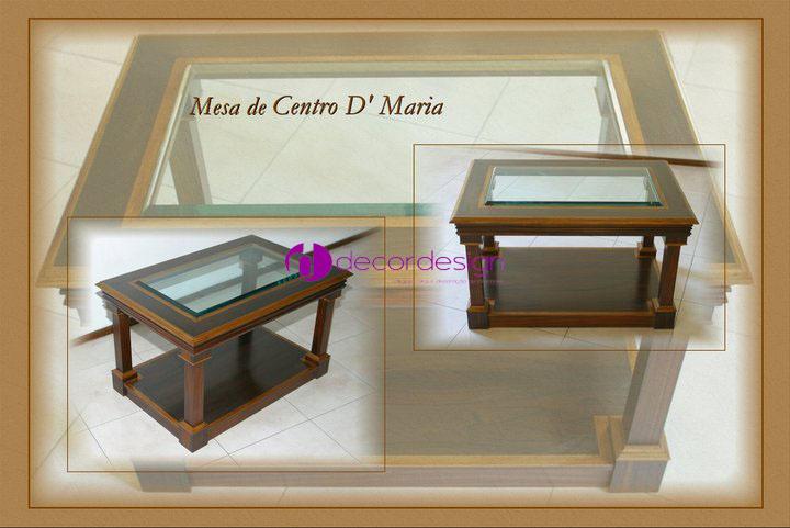 Mesa de Centro D. Maria