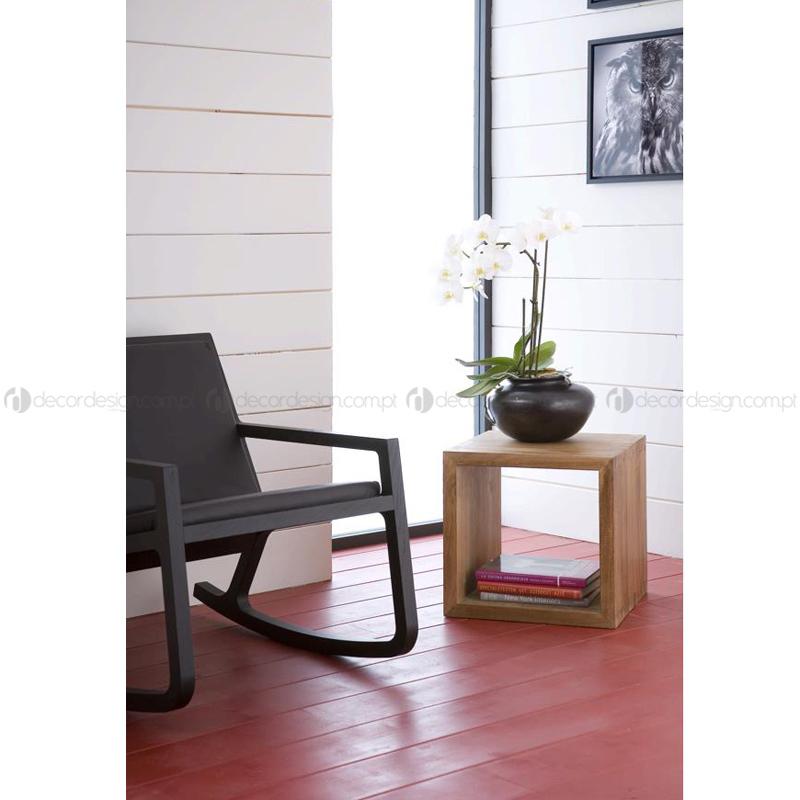 Mesa de apoio Cubo