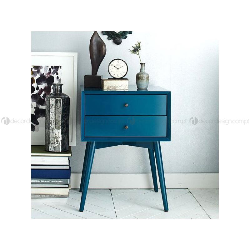 Mesa de Cabeceira Blue