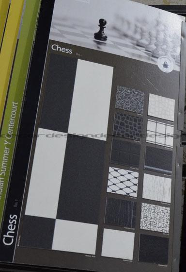 Pavimento Vinil GH Chess