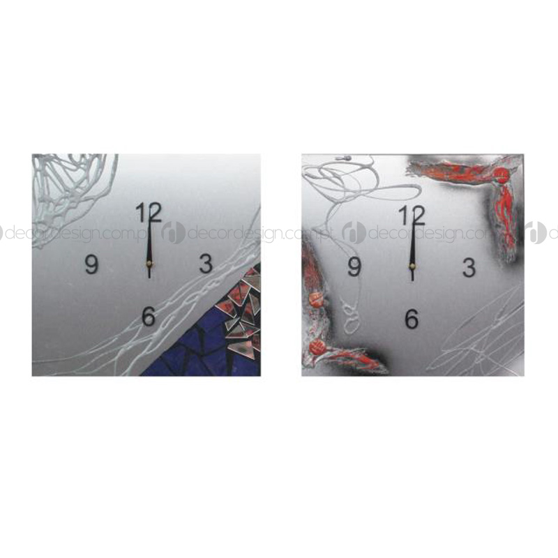 Quadro Relógios 4