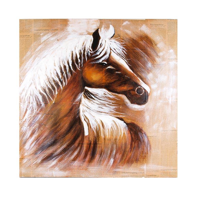 Quadro Decorativo Horse 01