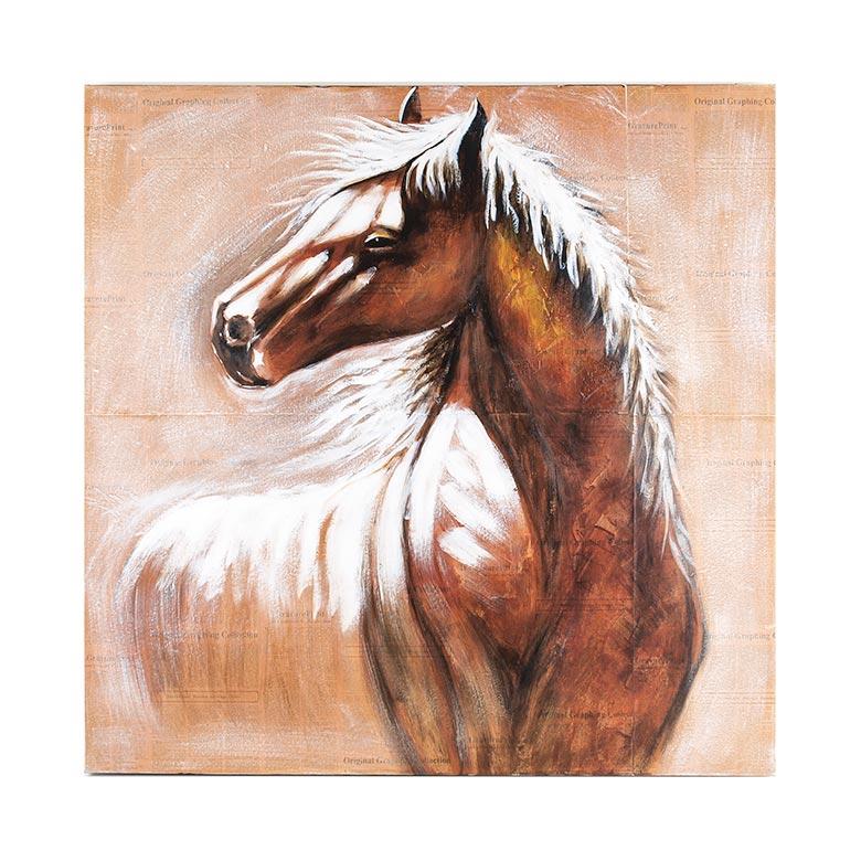 Quadro Decorativo Horse 02
