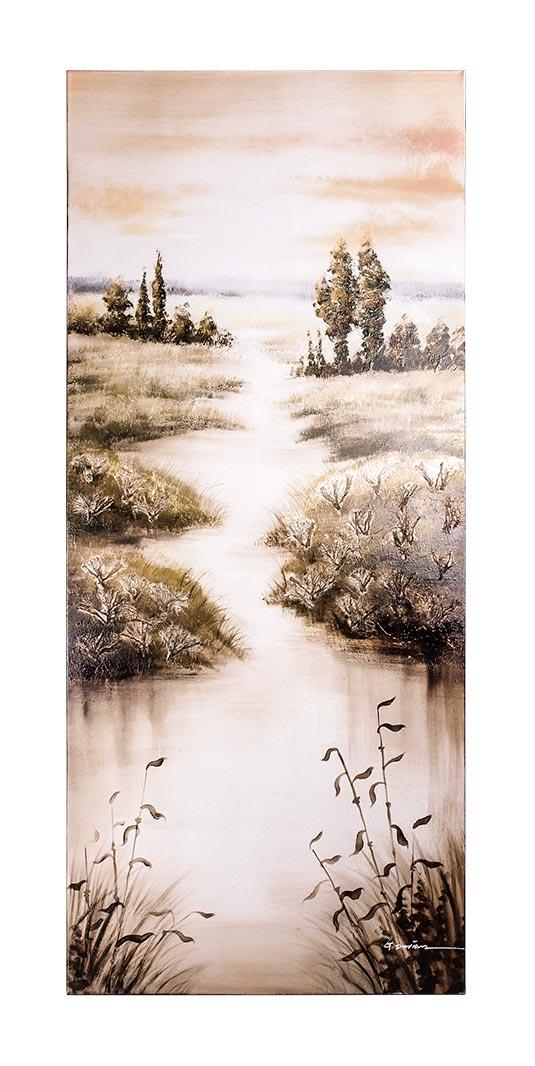 Quadro Decorativo River
