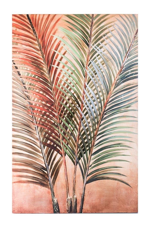 Quadro Decorativo Folhas