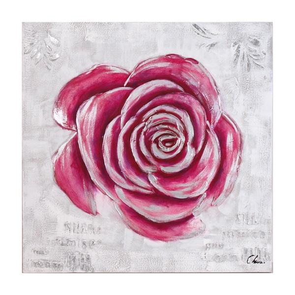 Quadro Decorativo Rose