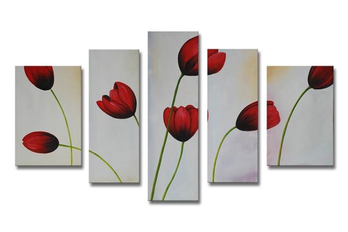 Quadro Decorativo Tulip