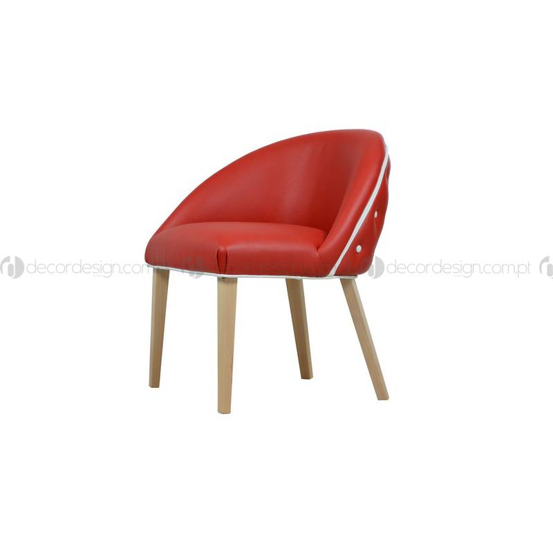 Cadeira Flower Strawberry