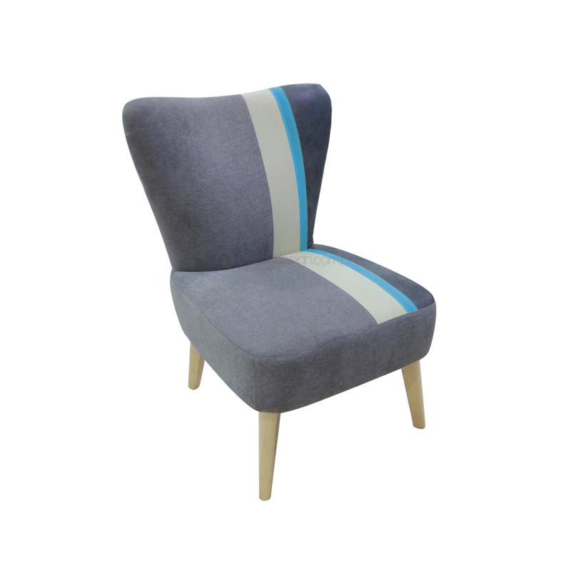 Cadeira Risca Azul