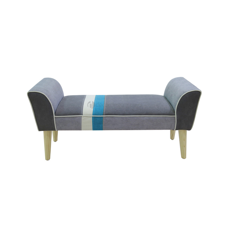 Canapé Risca Azul
