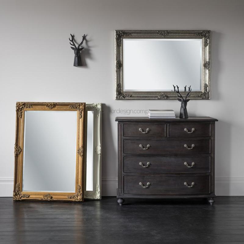 Espelho Abbey Rectangular