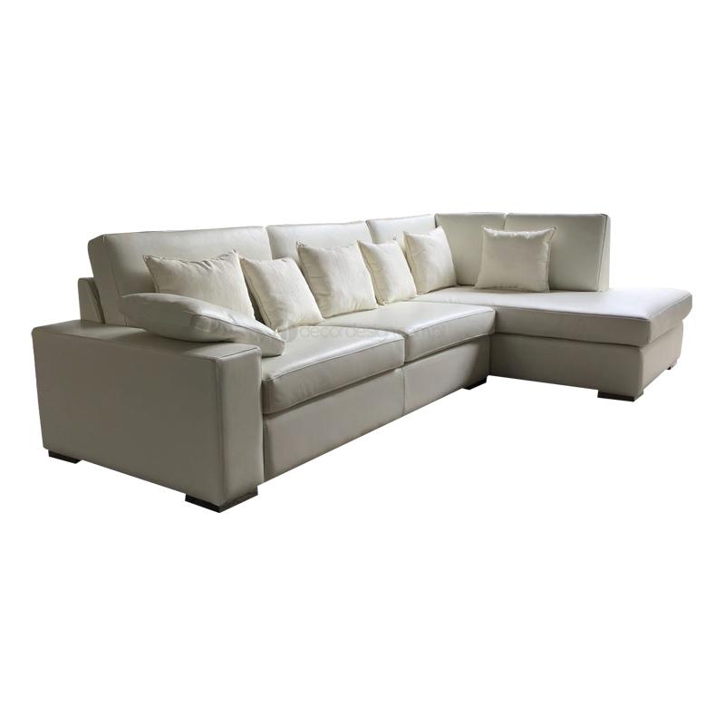 Sof chaise longue martinica confort vel moderno e - Chaise longue modernos ...