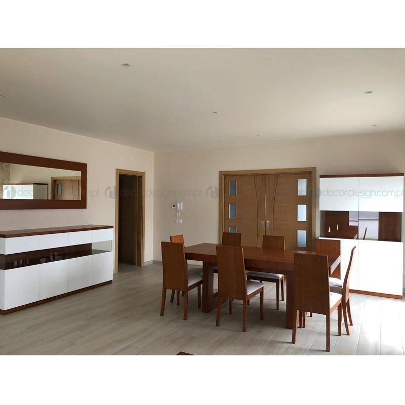 Casa Leiria – Sala de Estar e Jantar