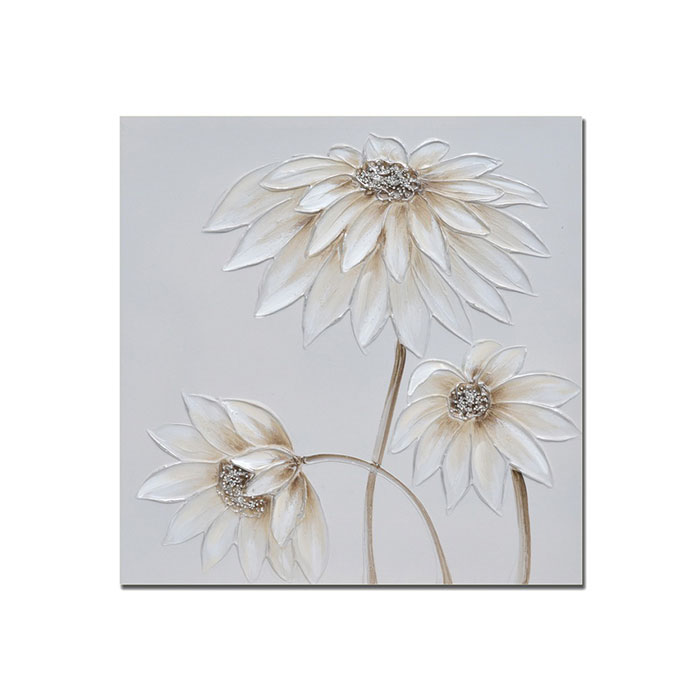 Quadro Decorativo Flores 01