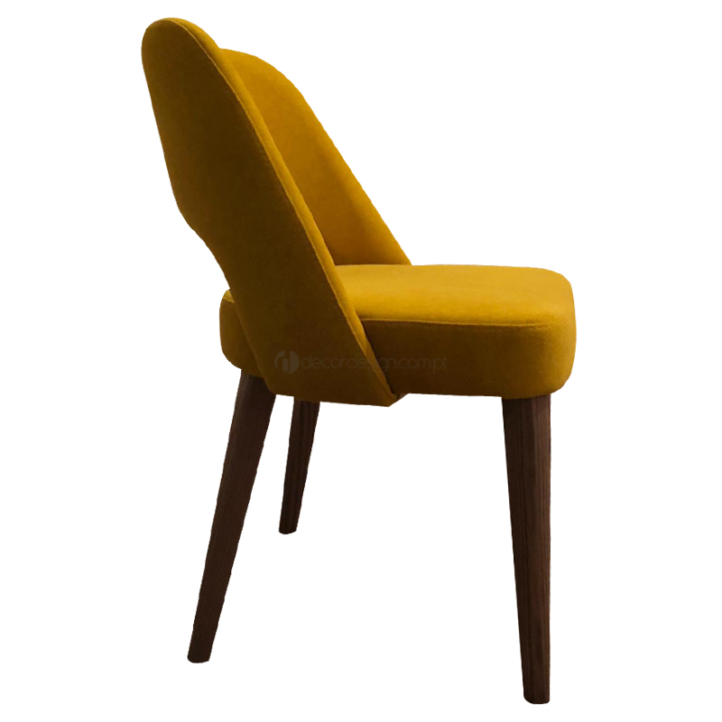 Cadeira Mudi Amarelo 2