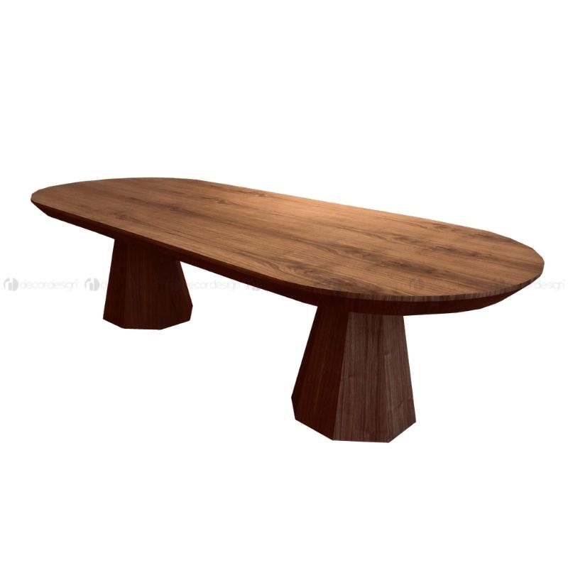Mesa de Jantar Octogonal
